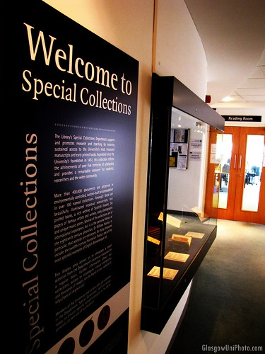 Welcome to Special Collections