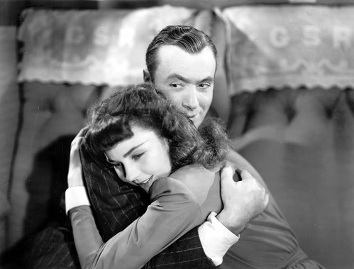 Jennifer Jones & Charles Boyer