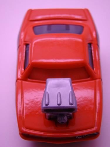 CARS Lenticular Snot Rod open (1)