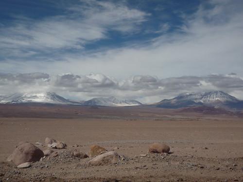 paisaje desértico