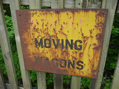 Moving wagons 179