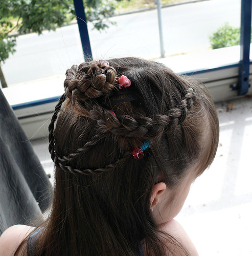 One More Flower Girl Dress And Hairstyles Artisania