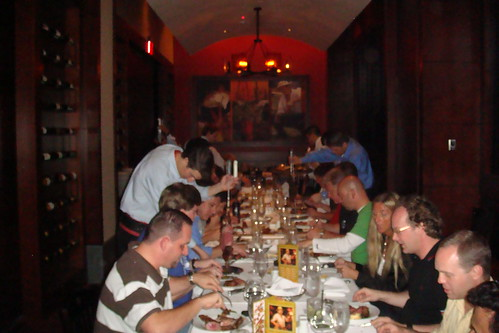 Thanks to all the eGheads that made the annual eGeeks dinner a huge success
