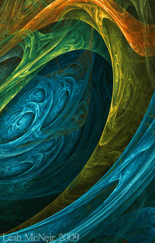 Spirit Realm -  closeup2