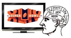 Super Bowl XLIV on TV