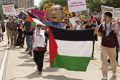 Move Over AIPAC Protest