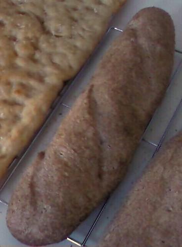 Sour flour bread 1