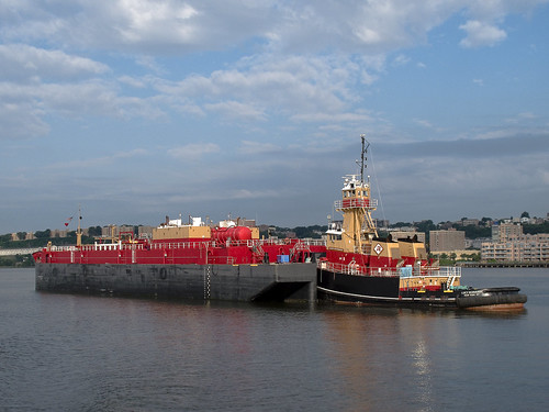 Tugboat Lucy Reinauer by you.