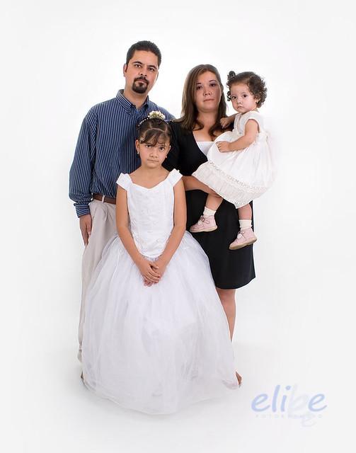 Retrato Familiar - Comunión