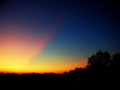The Cloud Shadow (Anti-Crepuscular Rays)