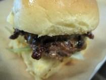 grindhouse killer burgers - beef slider