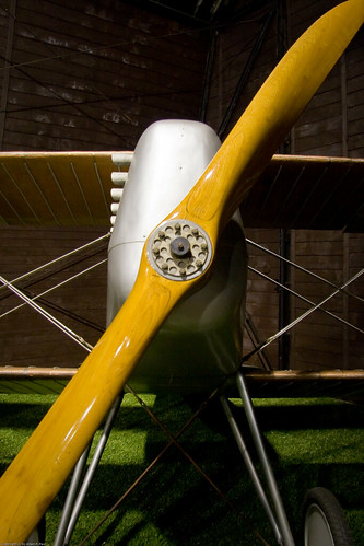 Wood-prop Biplane by you.