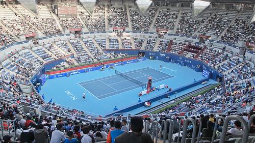 Rafael Nadal vs. Marcos Baghdatis