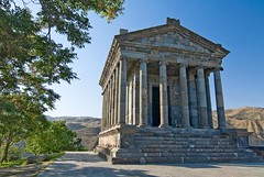 Pagan Temple of Garni - Yerevan, Armenia