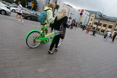 helsinki bicycle