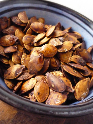 Toasted Pumpkin Seed