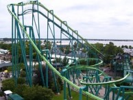 Cedar Point - Raptor Lift Hill