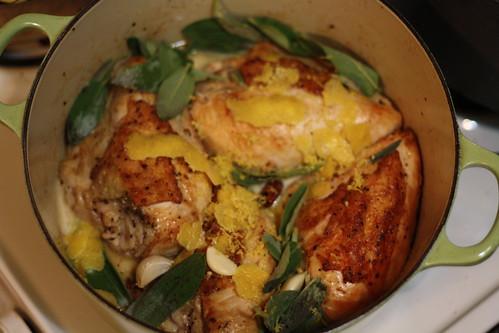 YIP 365.170: winner winner chicken dinner