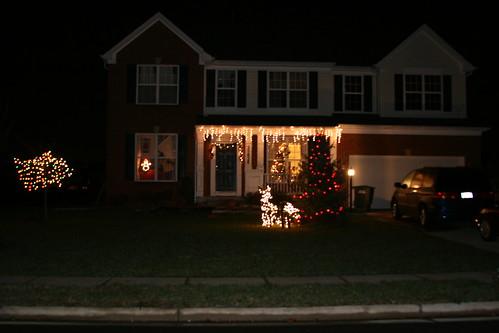 Christmas 2009 - Outside