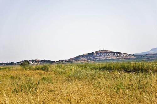 colonie Israëlienne-près de Nabatiyeh et Marjayoun