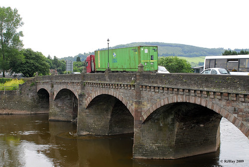 Bridge Entering Monmouth