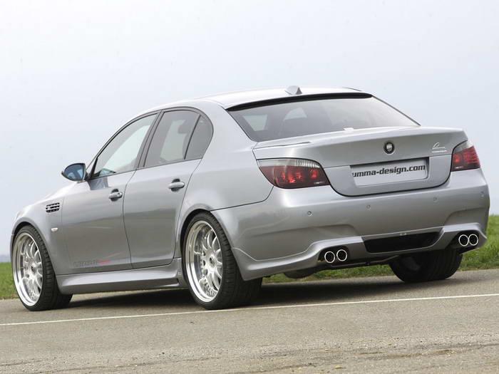 Lumma Car Design-e60 -2006