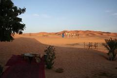 Hotel Auberge du Sud en Merzouga, Hotel Piscina Desierto Marruecos