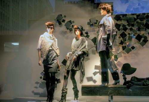 D.C. Fashion—Through the Window #38