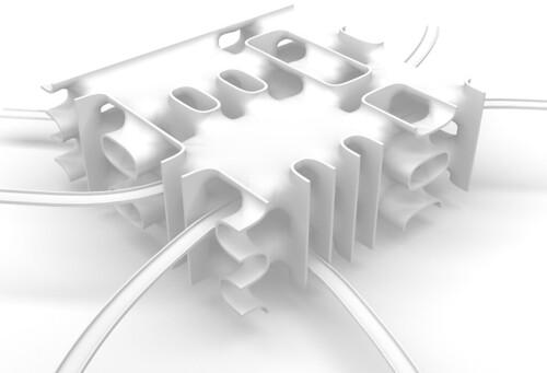 COMPLEX X Continuous Surface
