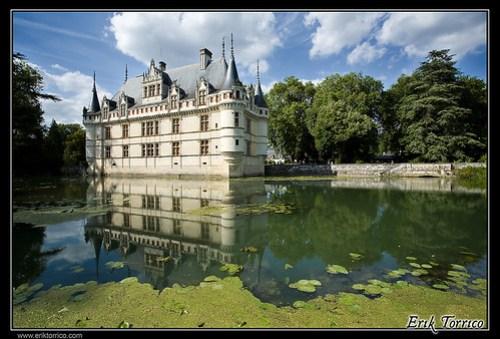FRANCIA '09: Azay-Le-Rideau (Loira)
