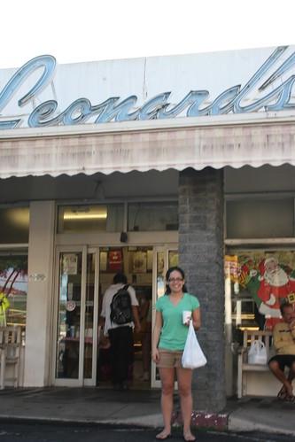 Leonard's!