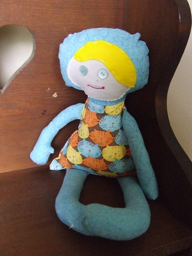 Whimsey Dolls: Cat