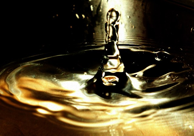Another droplet shot.....