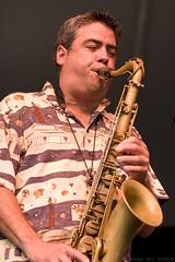 André Leroux @ Ottawa Jazz Festival