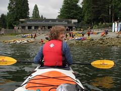 Indian Arm Kayaking, 20 Jun 2009