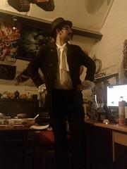 Adam as Mr. Gerry Knuckles