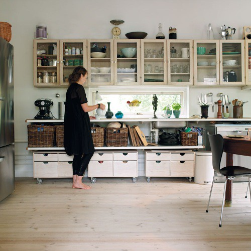 bolig kitchen full view