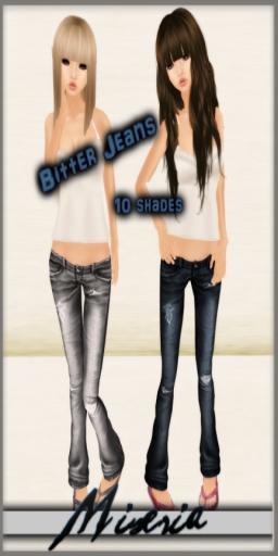 [Miseria] New Bitter Jeans1