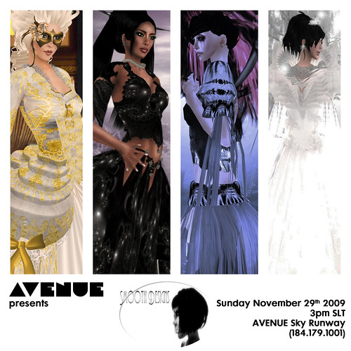 AVENUE Models :: Smooth Designs Fashion Show :: 29 Nov 3PM SLT