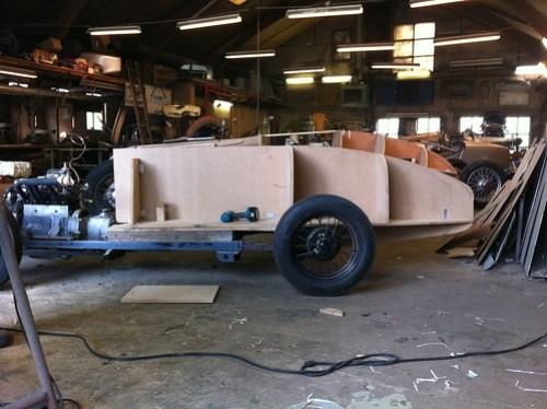 Austin Seven JA33