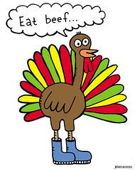 Turkey Lurkey says...