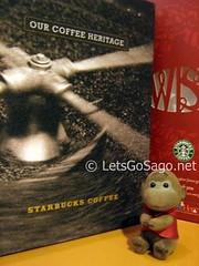 Starbucks Planner 2010
