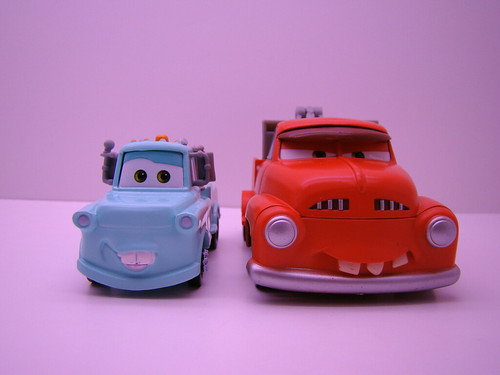 CARS STORYTELLERS BUBBA AND MATER (5)