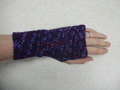 crochet fingerless