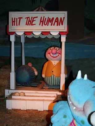 Hit the Human