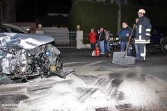 Verkehrsunfall Sonnenberg 20.10.09