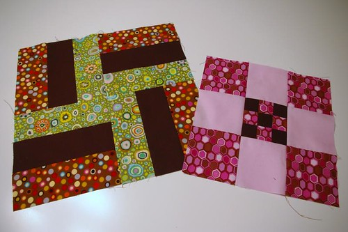Blocks for Melanie - October
