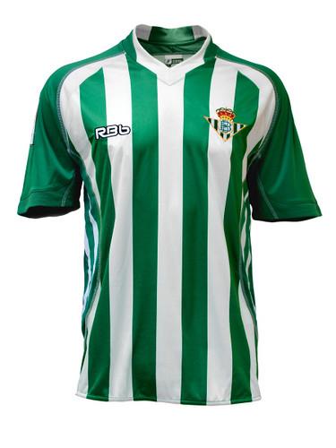 Equipación Real Betis Balompie 2009/10