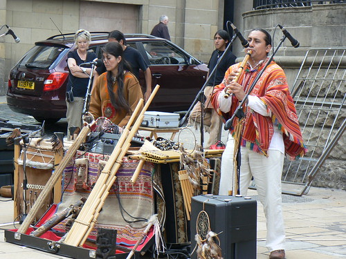 Native Indian Music
