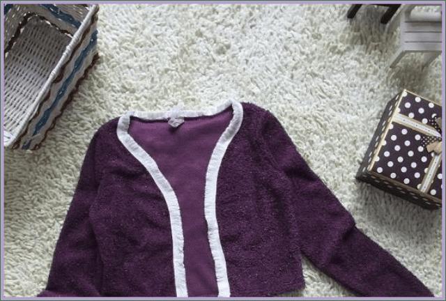 áo choàng ngắn xì-tai hàn quốc 14